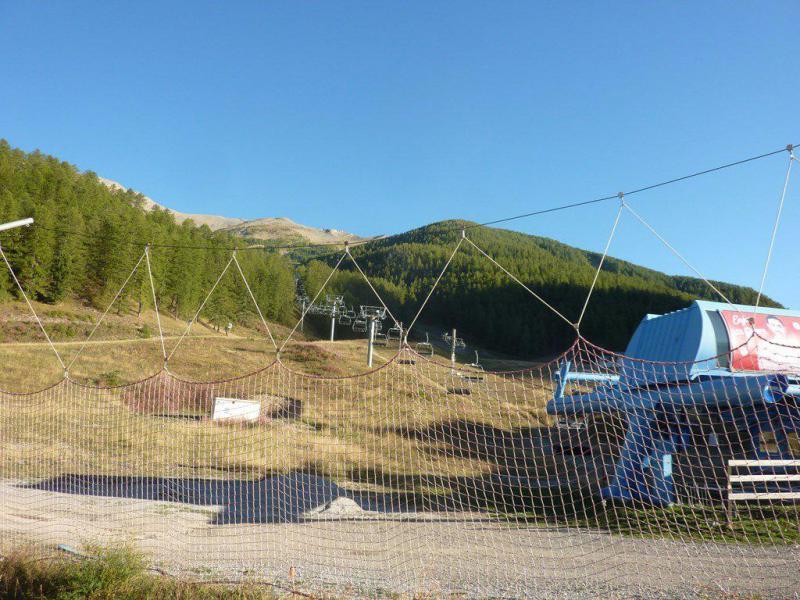 Location au ski Appartement 2 pièces coin montagne 6 personnes (814) - Résidence les Eglantines - Les Orres