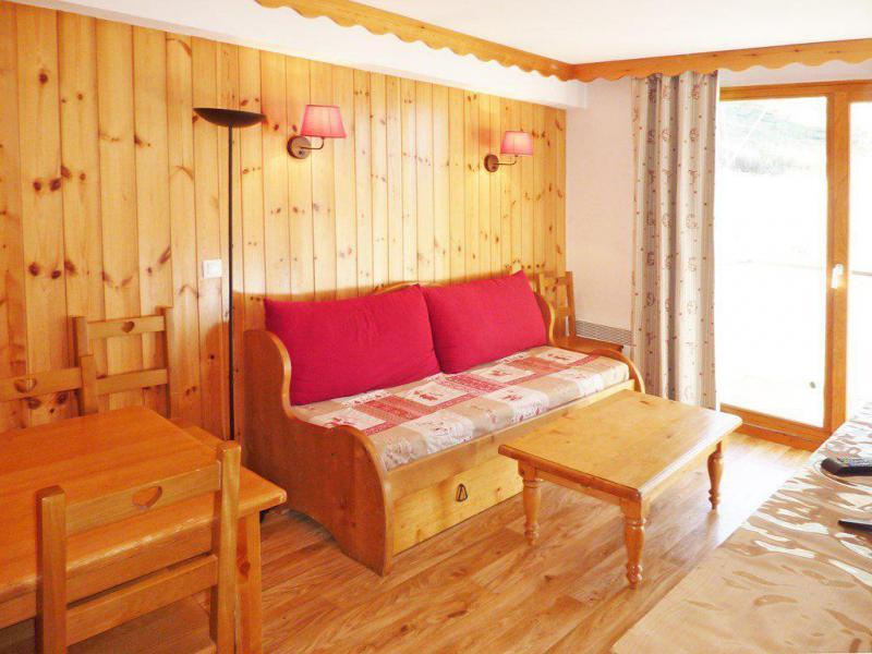 Location au ski Appartement 2 pièces 6 personnes (810) - Résidence les Eglantines - Les Orres - Table
