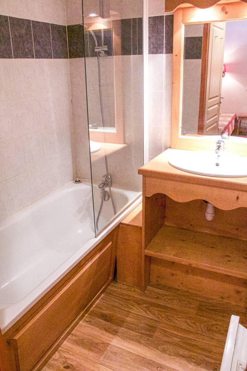 Location au ski Appartement 2 pièces 6 personnes (812) - Résidence les Eglantines - Les Orres - Salle de bains
