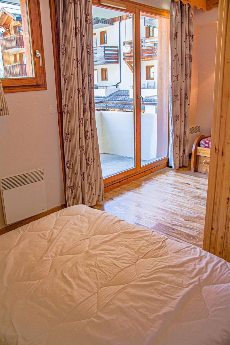 Location au ski Appartement 2 pièces 6 personnes (812) - Résidence les Eglantines - Les Orres - Séjour