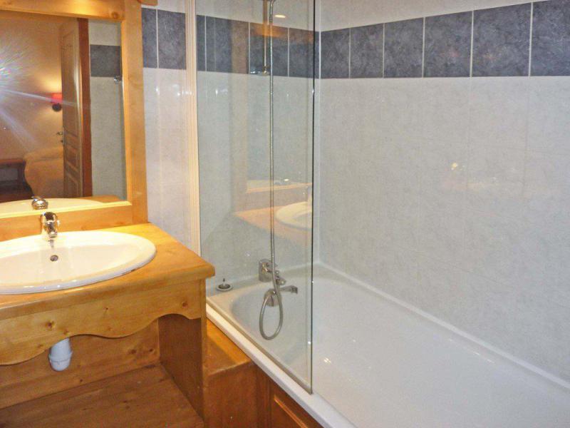 Location au ski Appartement 2 pièces 6 personnes (813) - Résidence les Eglantines - Les Orres - Salle d'eau