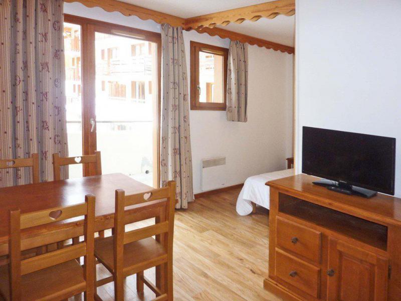 Location au ski Appartement 2 pièces 6 personnes (813) - Résidence les Eglantines - Les Orres - Séjour
