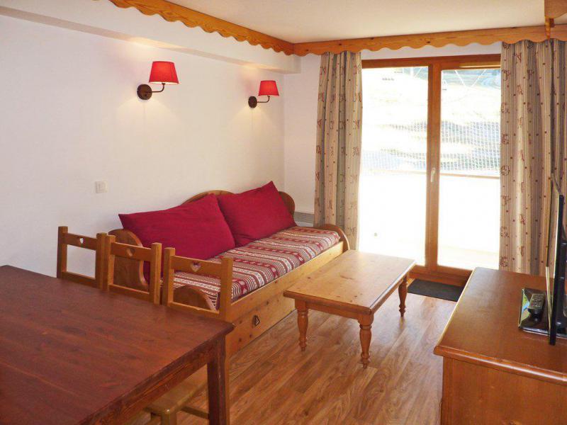 Location au ski Appartement 2 pièces coin montagne 6 personnes (814) - Résidence les Eglantines - Les Orres - Banquette-lit