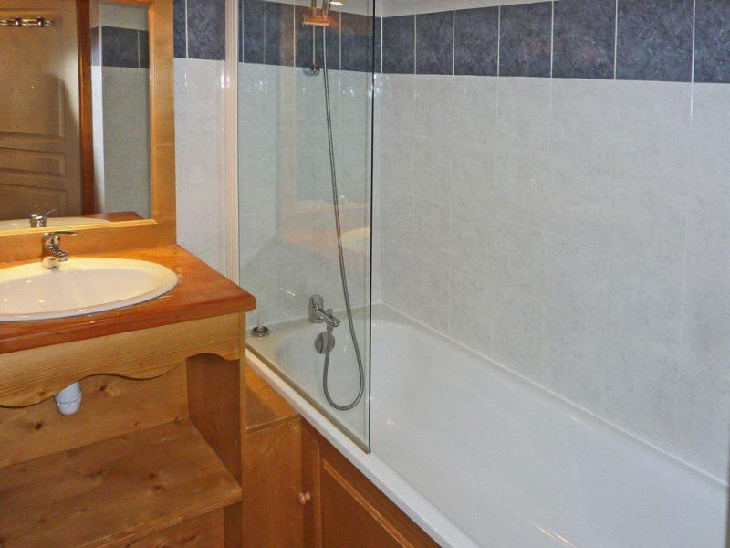 Location au ski Appartement 2 pièces coin montagne 6 personnes (814) - Résidence les Eglantines - Les Orres - Salle de bains