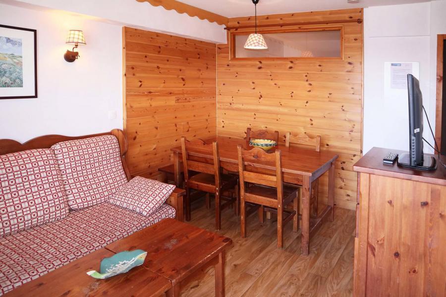 Location au ski Appartement 2 pièces cabine 6 personnes (487) - Résidence les Erines - Mélèzes d'Or - Les Orres - Plaques de cuisson