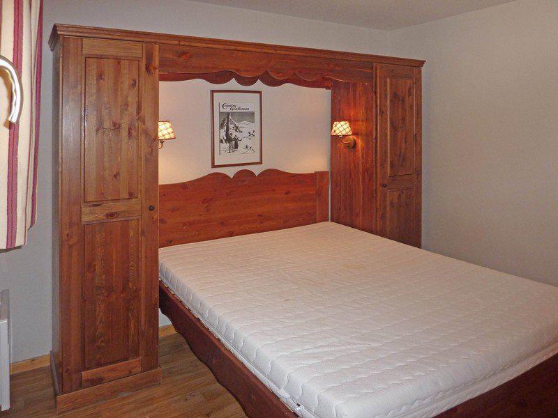 Location au ski Appartement duplex 3 pièces 8 personnes (498) - Résidence les Erines - Mélèzes d'Or - Les Orres - Lit double