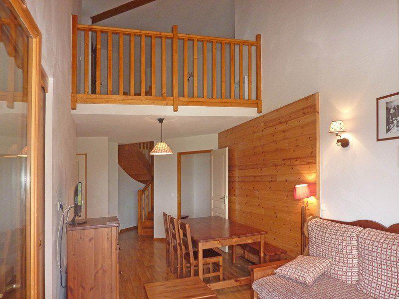 Location au ski Appartement duplex 3 pièces 8 personnes (498) - Résidence les Erines - Mélèzes d'Or - Les Orres - Mezzanine
