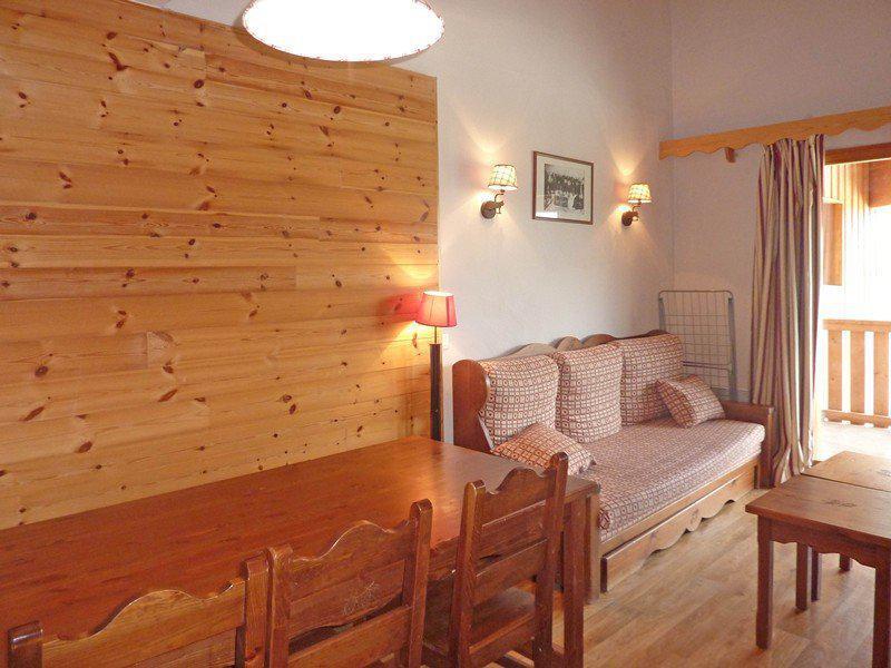 Location au ski Appartement duplex 3 pièces 8 personnes (498) - Résidence les Erines - Mélèzes d'Or - Les Orres - Séjour