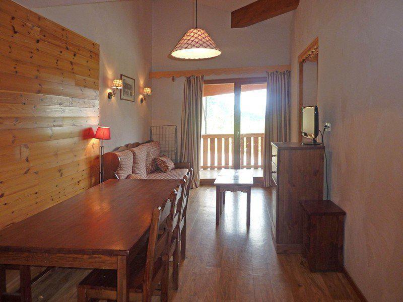 Location au ski Appartement duplex 3 pièces 8 personnes (498) - Résidence les Erines - Mélèzes d'Or - Les Orres - Table
