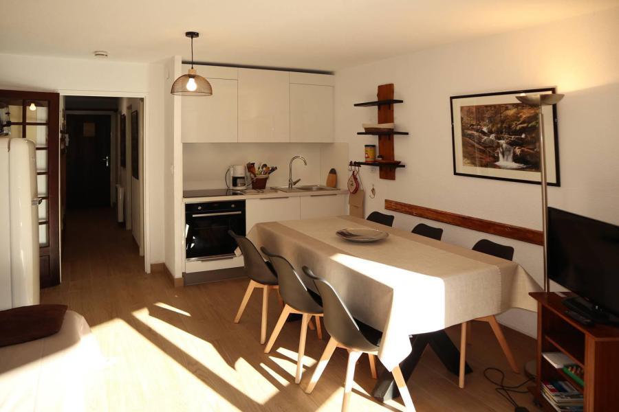 Wynajem na narty Apartament 2 pokojowy z alkową 6 osób (472) - Résidence les Flocons - Les Orres