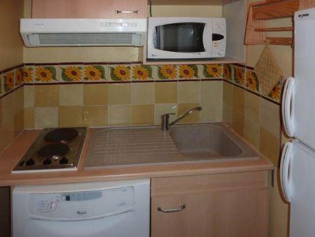 Wynajem na narty Apartament 2 pokojowy z alkową 6 osób (131) - Résidence les Orrianes des Neiges - Les Orres