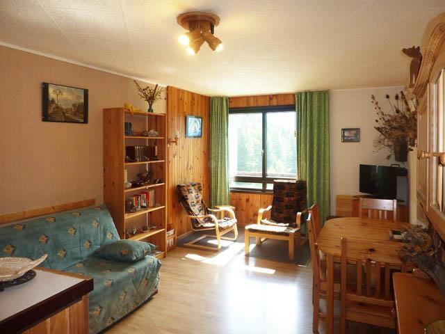 Wynajem na narty Apartament 2 pokojowy z alkową 8 osób (133) - Résidence les Orrianes des Neiges - Les Orres