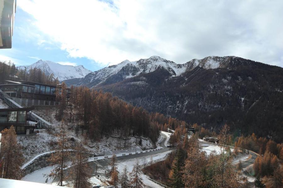 Location au ski Studio 2 personnes (144) - Résidence les Orrianes des Neiges - Les Orres - Plan