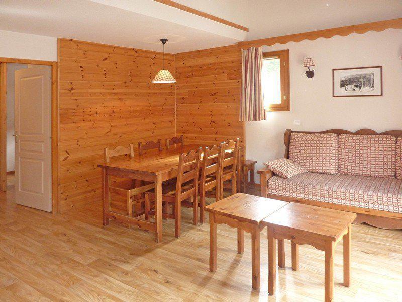 Location au ski Appartement duplex 3 pièces 9 personnes (496) - Résidence les Silènes - Mélèzes d'Or - Les Orres - Séjour