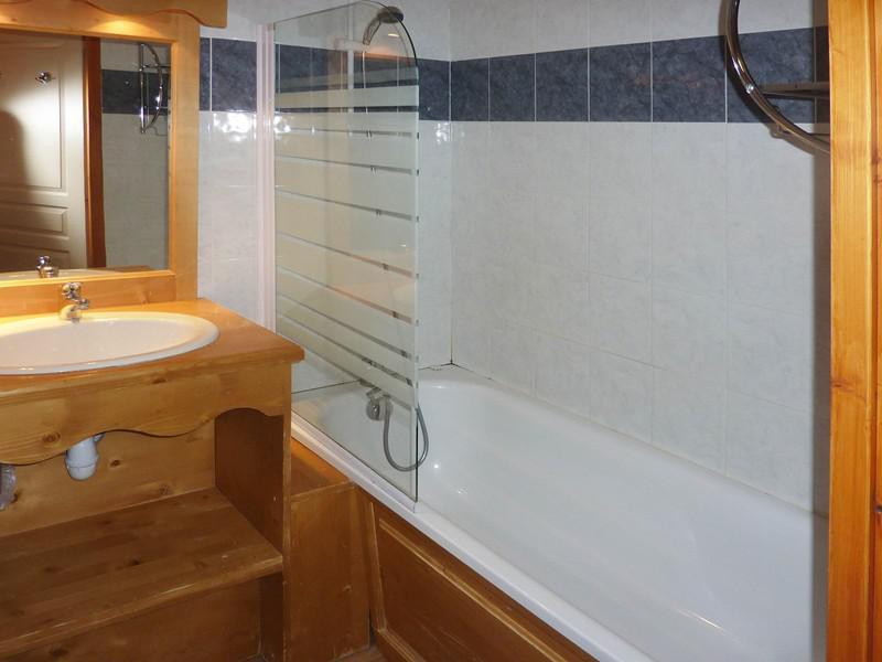Location au ski Appartement 2 pièces 6 personnes (492) - Résidence les Silènes - Mélèzes d'Or - Les Orres - Salle de bains