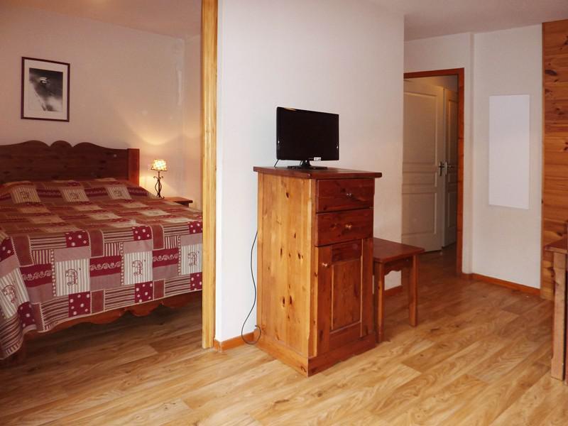 Location au ski Appartement 2 pièces 6 personnes (492) - Résidence les Silènes - Mélèzes d'Or - Les Orres - Tv