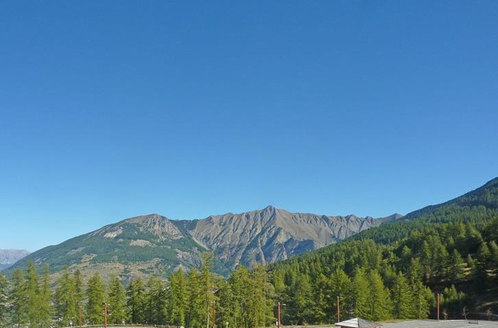 Location au ski Appartement 2 pièces coin montagne 8 personnes (497) - Résidence les Silènes - Mélèzes d'Or - Les Orres - Coin montagne