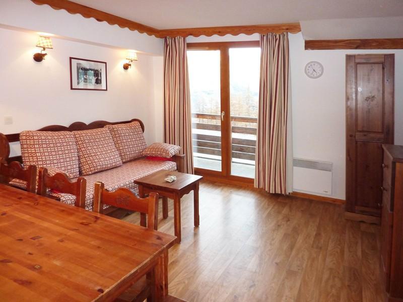 Location au ski Appartement 2 pièces coin montagne 8 personnes (497) - Résidence les Silènes - Mélèzes d'Or - Les Orres - Cuisine