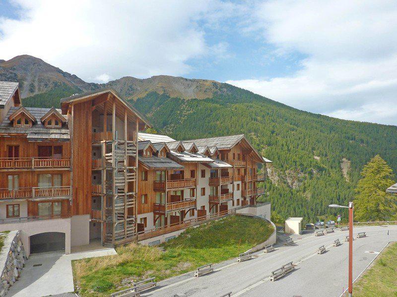 Location au ski Appartement duplex 3 pièces 9 personnes (496) - Résidence les Silènes - Mélèzes d'Or - Les Orres - Baignoire