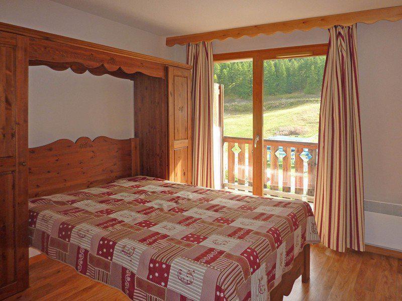 Location au ski Appartement duplex 3 pièces 9 personnes (496) - Résidence les Silènes - Mélèzes d'Or - Les Orres - Lit simple