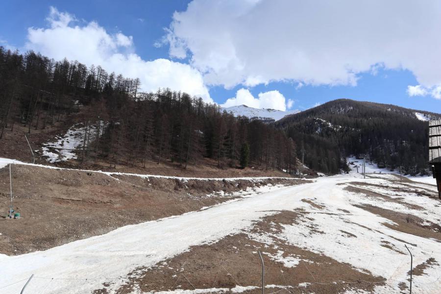 Location au ski Résidence les Valérianes - Monts du Bois d'Or - Les Orres - Extérieur hiver