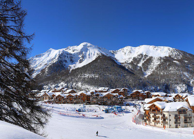 Location au ski Studio cabine 4 personnes (475) - Résidence les Valérianes - Monts du Bois d'Or - Les Orres