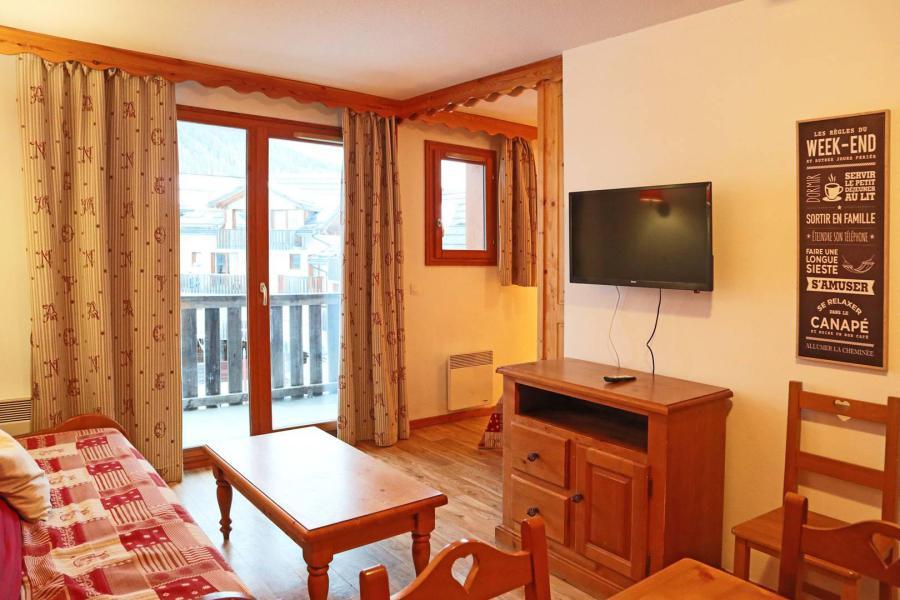 Location au ski Appartement 2 pièces coin montagne 6 personnes (480) - Résidence les Valérianes - Monts du Bois d'Or - Les Orres