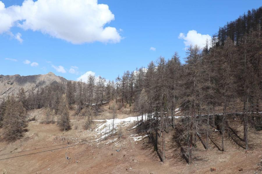 Location au ski Appartement 2 pièces 6 personnes (486) - Résidence les Valérianes - Monts du Bois d'Or - Les Orres