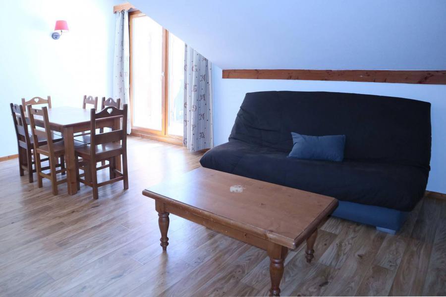 Location au ski Appartement 2 pièces 6 personnes (486) - Résidence les Valérianes - Monts du Bois d'Or - Les Orres - Coin repas