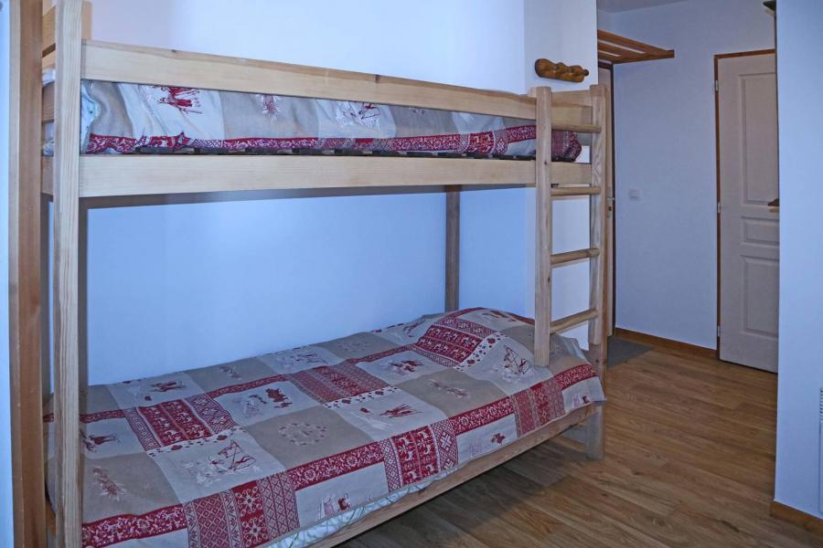Location au ski Appartement 2 pièces 6 personnes (486) - Résidence les Valérianes - Monts du Bois d'Or - Les Orres - Lit double