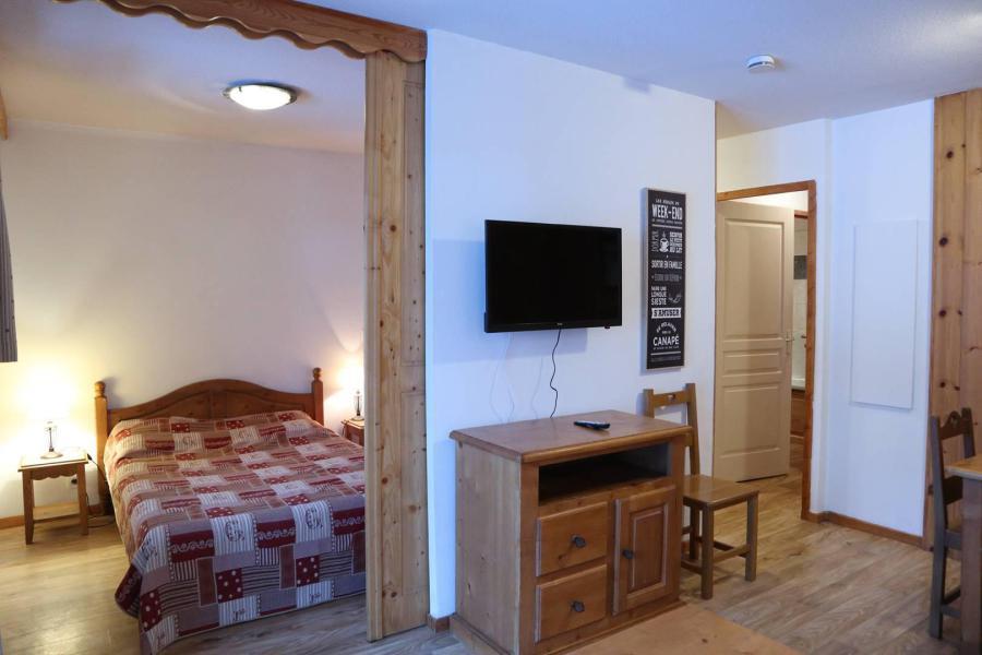 Location au ski Appartement 2 pièces coin montagne 6 personnes (480) - Résidence les Valérianes - Monts du Bois d'Or - Les Orres - Chaise