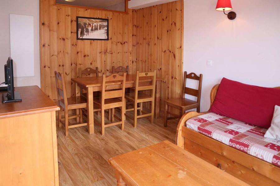 Location au ski Appartement 2 pièces coin montagne 6 personnes (480) - Résidence les Valérianes - Monts du Bois d'Or - Les Orres - Séjour