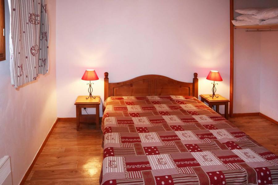 Location au ski Appartement 2 pièces coin montagne 6 personnes (483) - Résidence les Valérianes - Monts du Bois d'Or - Les Orres - Chambre