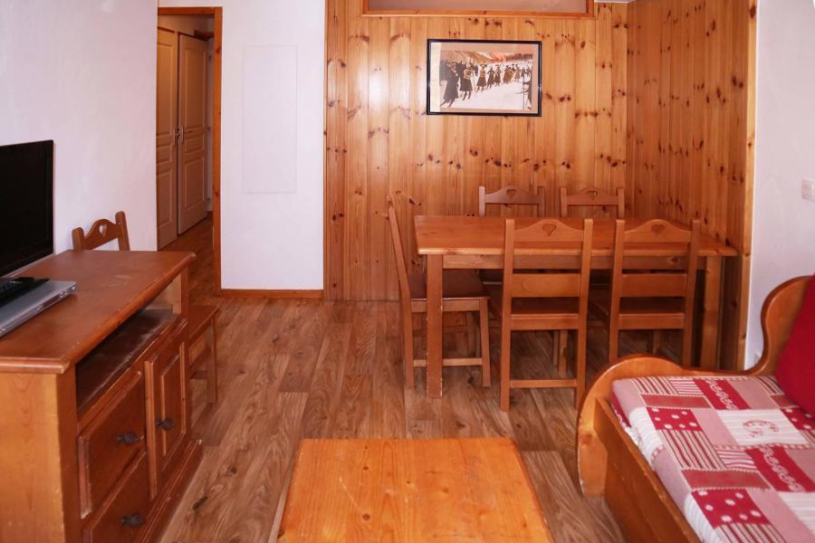 Location au ski Appartement 2 pièces coin montagne 6 personnes (483) - Résidence les Valérianes - Monts du Bois d'Or - Les Orres - Lit double