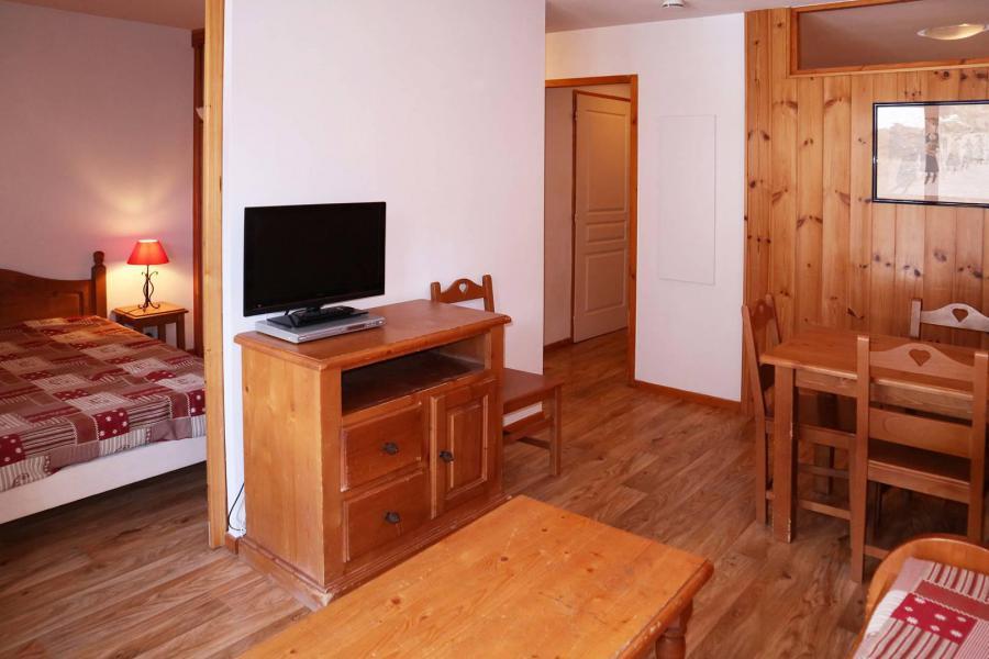 Location au ski Appartement 2 pièces coin montagne 6 personnes (483) - Résidence les Valérianes - Monts du Bois d'Or - Les Orres - Séjour