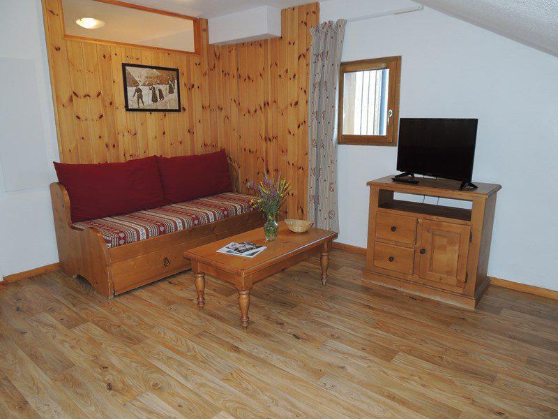 Location au ski Studio cabine 4 personnes (475) - Résidence les Valérianes - Monts du Bois d'Or - Les Orres - Coin repas