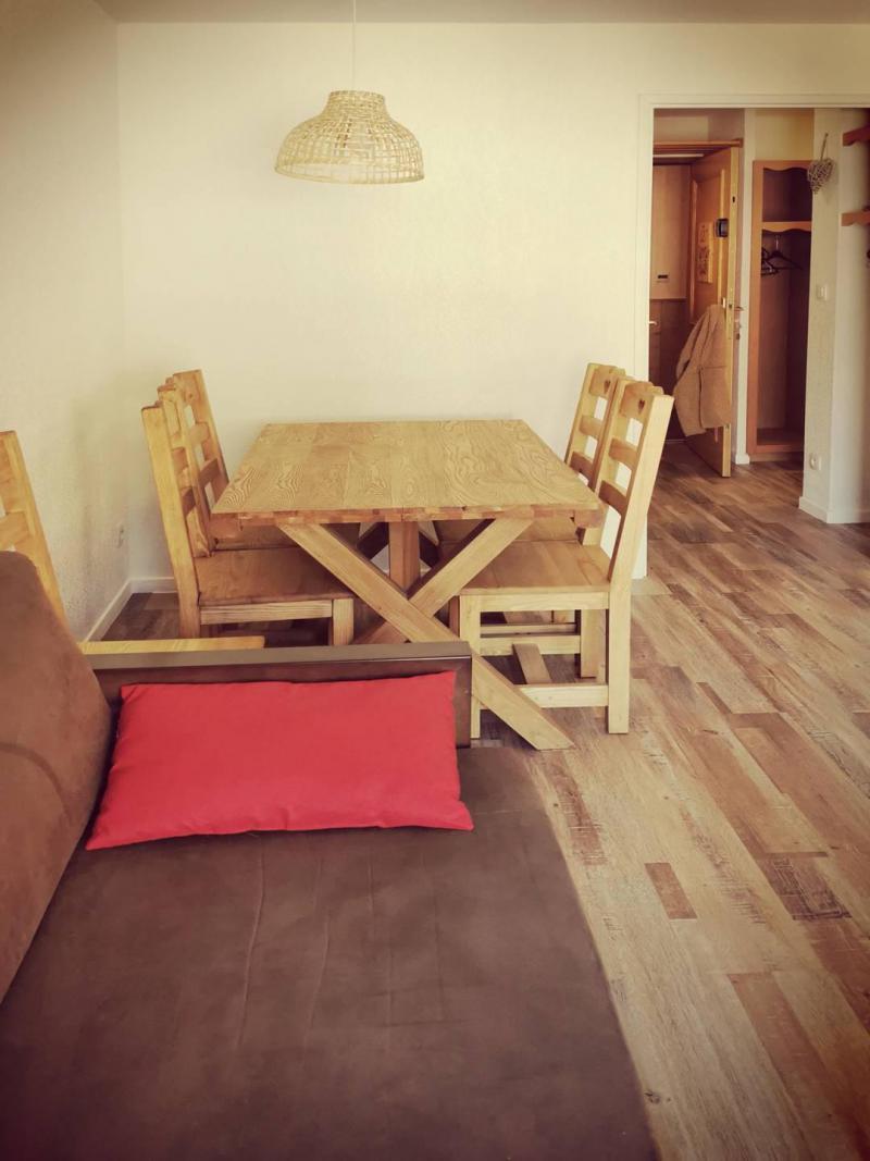 Location au ski Appartement 3 pièces 6 personnes (805) - Résidence Parc des Airelles - Les Orres
