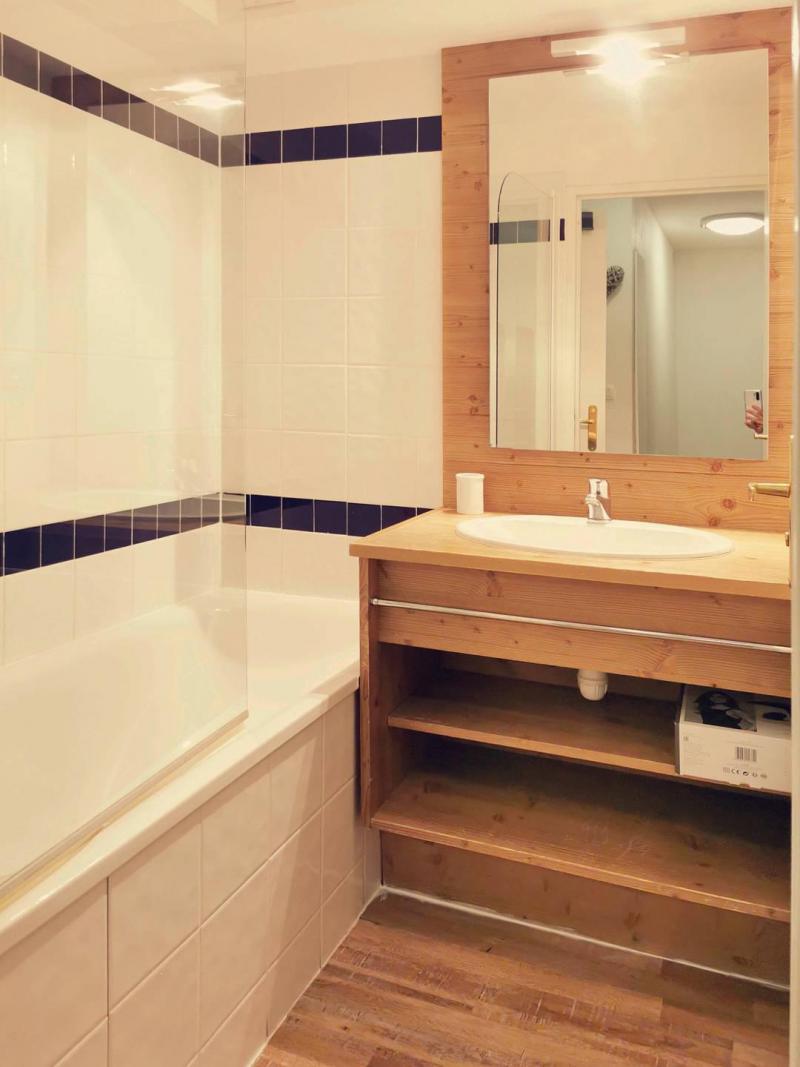 Location au ski Appartement 3 pièces 6 personnes (805) - Résidence Parc des Airelles - Les Orres - Balcon