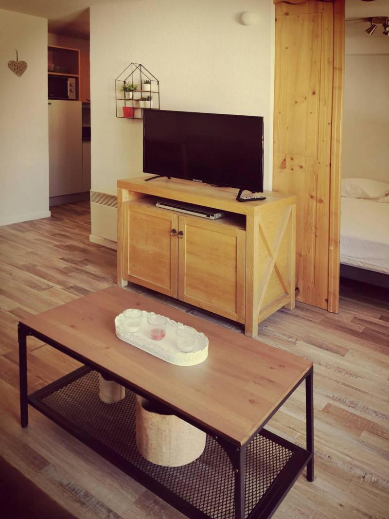 Location au ski Appartement 3 pièces 6 personnes (805) - Résidence Parc des Airelles - Les Orres - Kitchenette
