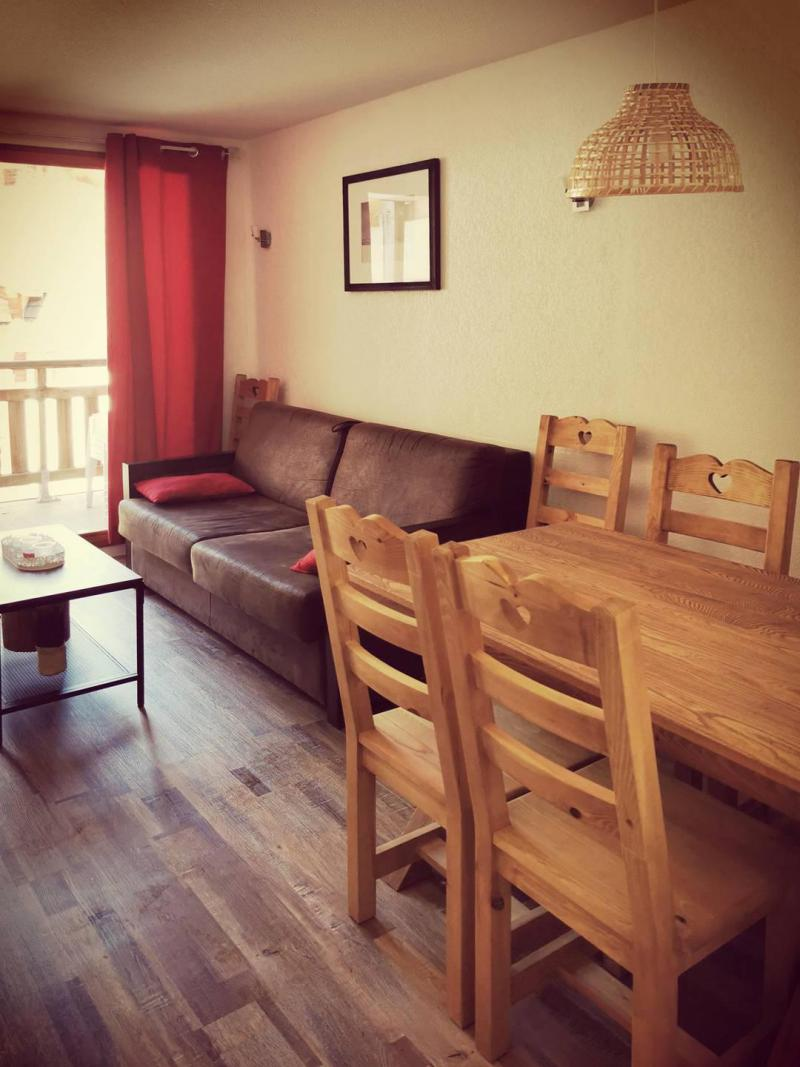 Location au ski Appartement 3 pièces 6 personnes (805) - Résidence Parc des Airelles - Les Orres - Séjour