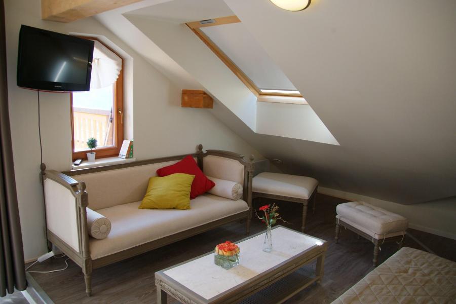 Location au ski Résidence Sunêlia les Logis d'Orres - Les Orres - Appartement