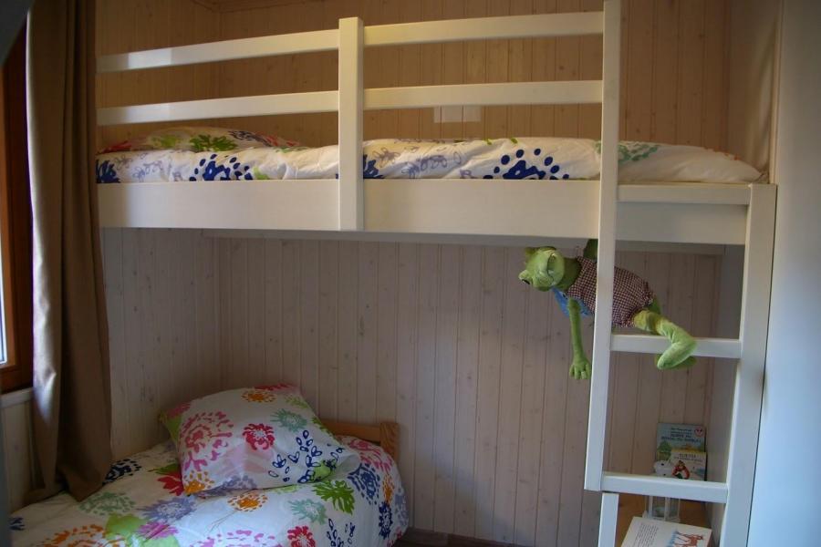 Rent in ski resort Résidence Sunêlia les Logis d'Orres - Les Orres - Bunk beds
