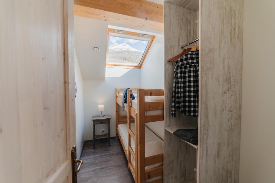 Аренда на лыжном курорте Résidence Sunêlia les Logis d'Orres - Les Orres - Двухъярусные кровати