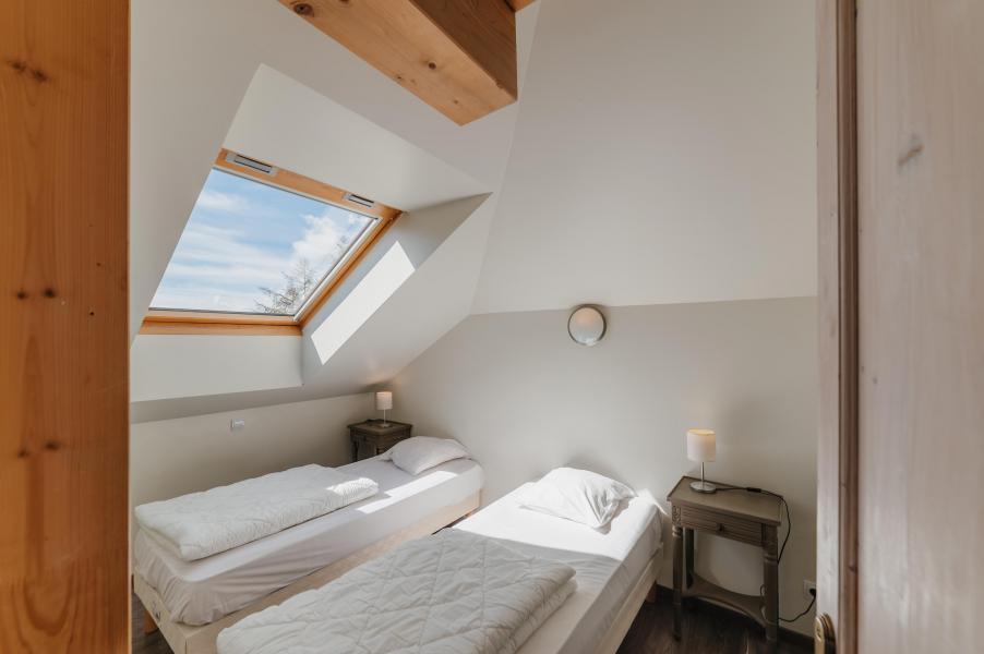 Location au ski Résidence Sunêlia les Logis d'Orres - Les Orres - Chambre mansardée