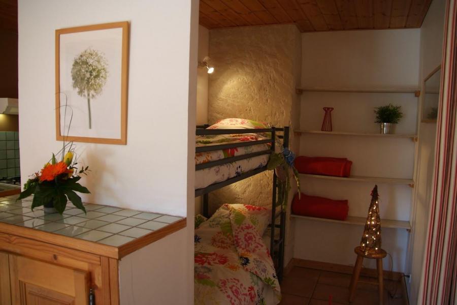 Location au ski Residence Sunelia Les Logis D'orres - Les Orres - Lits superposés