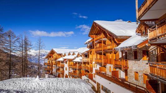 Ski en décembre L'Ecrin des Orres