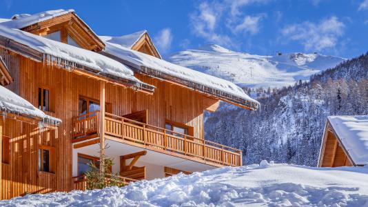 Location  : L'Ecrin des Orres hiver