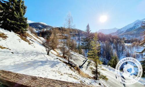 Rental Les Orres : La Résidence le Belvédère winter