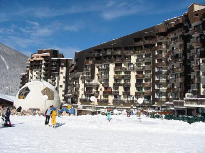Недорогой отдых на лыжной станции La Résidence les Carlines