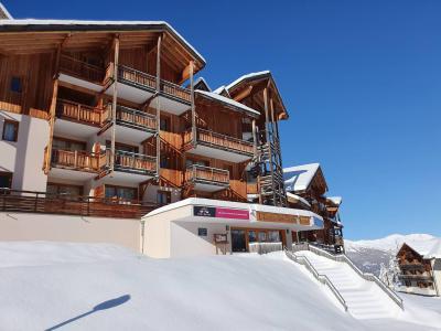 Лыжные каникулы в кругу семьи Le Balcon des Airelles
